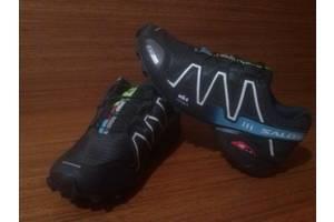 Новые Мужские кроссы Salomon