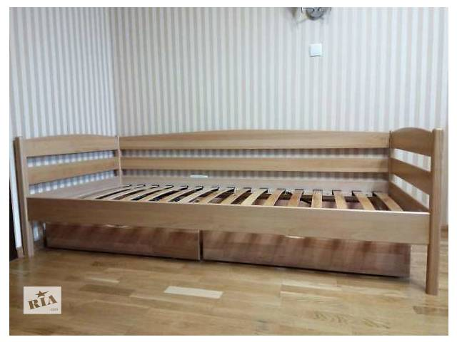 бу Продам кровать Эстелла Нота Плюс 90х200 с ящиками в Киеве