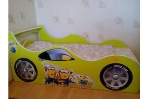 б/у Детские кровати машины