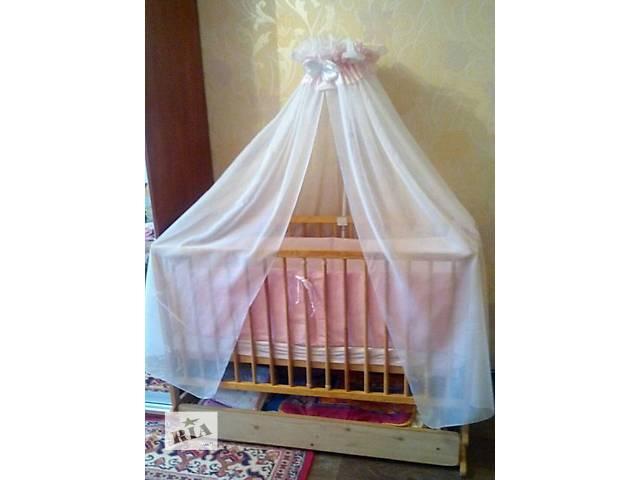 продам Продам кроватку-люльку с ящиком  бу в Днепре (Днепропетровск)