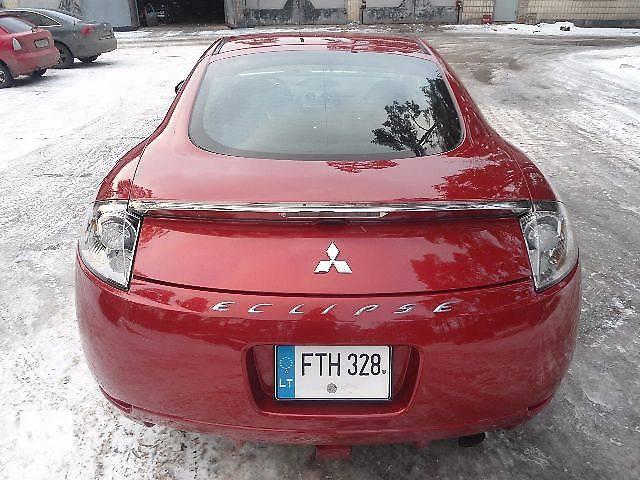 продам Продам крышку багажника на Mitsubishi Eclipse 2008г  бу в Киеве