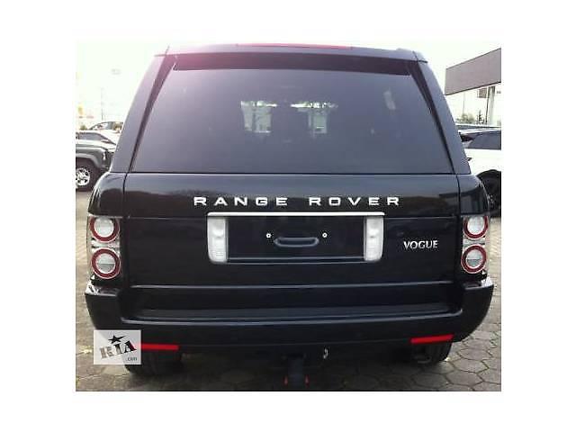 купить бу Продам крышку багажника на Range Rover 2004-2012гг (4.2, 4.4, 3.6, 5.0л) цвет черный в Киеве