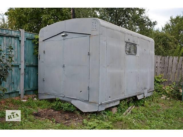 продам Продам кунг - термичку. бу в Харькове