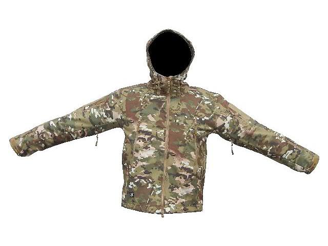 продам Продам куртка TAD светлый камуфляж (мембранная ткань) L-3XL бу в Энергодаре