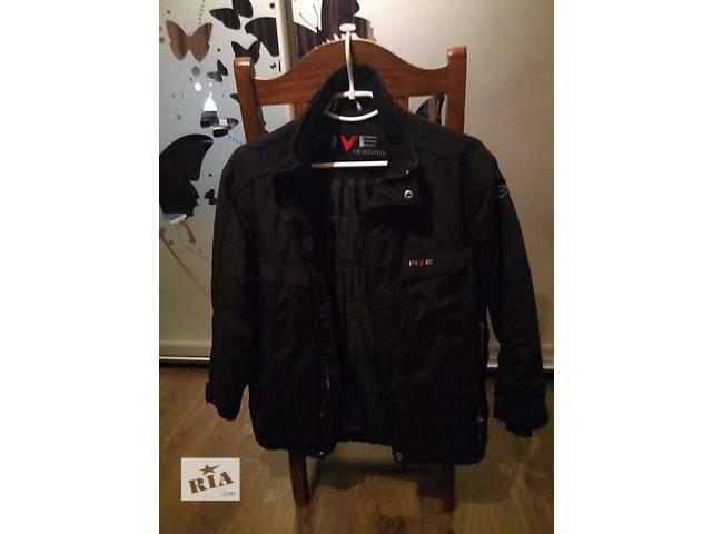 купить бу Продам куртку на подростка фирма Five Seasons рост 146/152 в Одессе