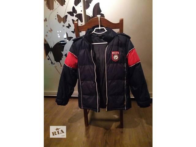 бу Продам куртку на подростка фирма RUCANOR рост 152 в Одессе