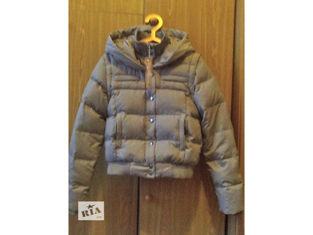 купить бу Продам куртку-пуховик   в Каменском (Днепродзержинске)
