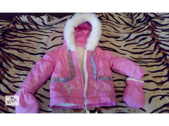 купить бу Продам курточку на девочку в Черновцах