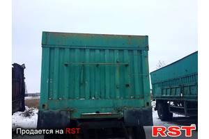 Кузов КамАЗ 53212