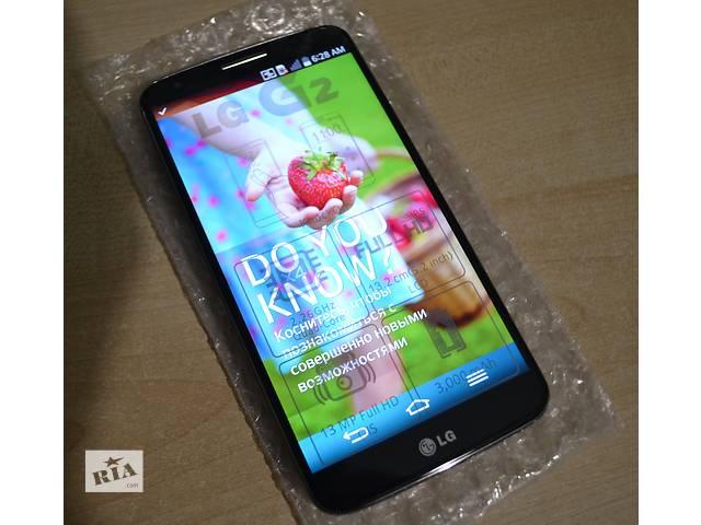 бу Продам LG G2 32 Gb новый в Чернигове