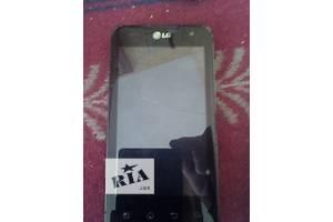 б/у Смартфоны LG LG Optimus 2X P990 Dark Brown