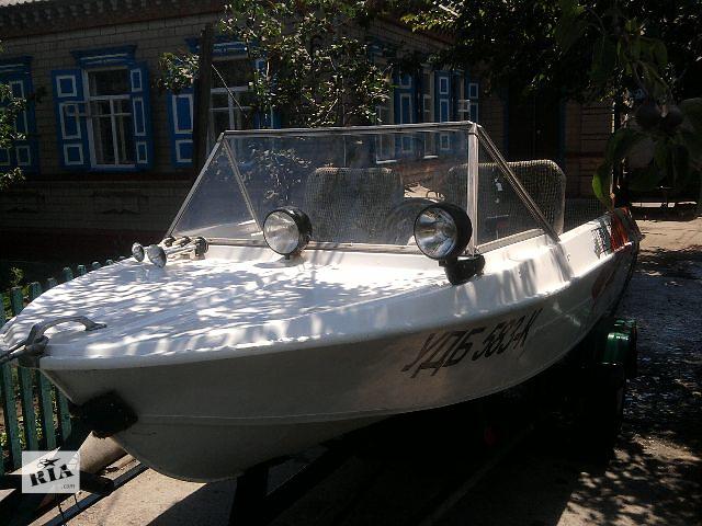 бу продам лодку с мотором в отличном состоянии в Днепре (Днепропетровск)