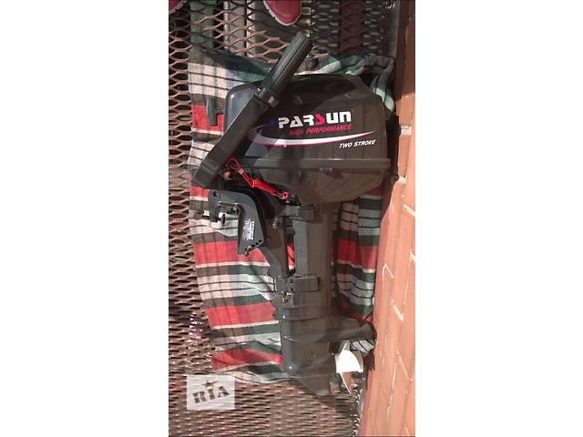 купить бу Продам лодочный мотор  ParsunT9.8 в Киеве