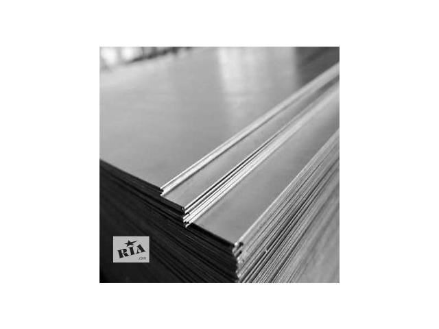 купить бу Продам листы нержавеющие 2мм, 3мм и 5мм марка 12х17. в Харькове