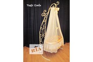 Продам люльку из лозы подвесную на металлической основе разработанную по индивидуальному проекту Magic Cradle