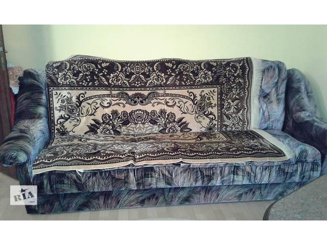 продам Продам мягкий диван бу в Козове