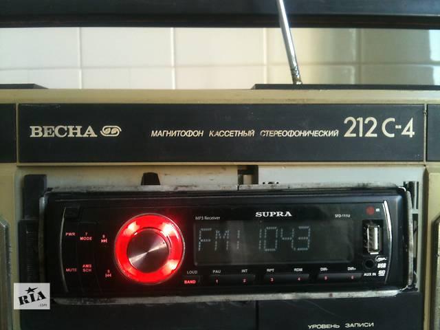 Продам магнитофон ВЕСНА-212 С4. Б/У.- объявление о продаже  в Львове
