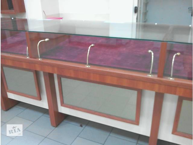 бу Продам мебель с ювелирного магазина в Харькове