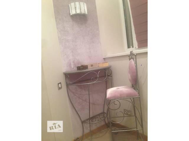 бу Продам мебель (стол, туалетный столик, стулья) в отличном состоянии  в Киеве