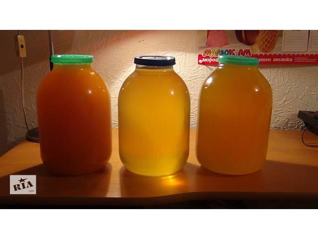 бу Продам мед со своей пасеки!  в Украине