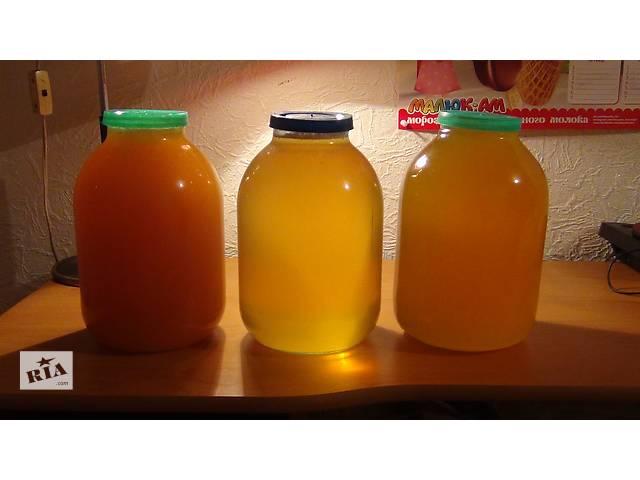 Продам мед своей пасеки!!!- объявление о продаже   в Украине