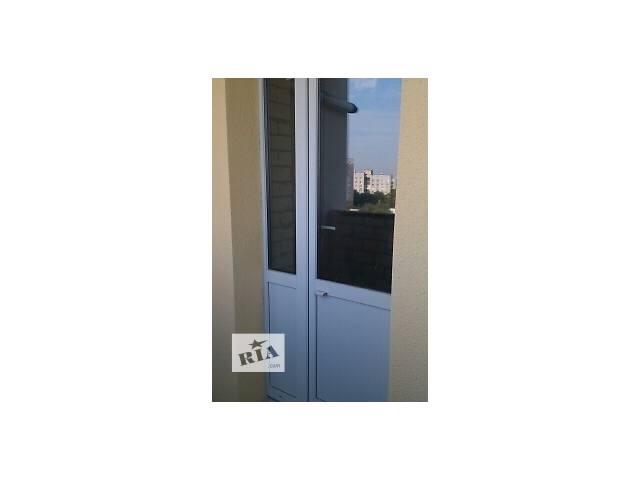 продам Продам металлопластиковую дверь бу в Харькове