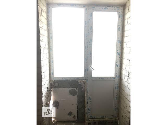 бу Продам металлопластиковый балконный блок в идеальном состоянии в Чернигове