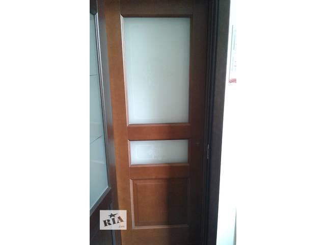 продам Продам межкомнатные двери Волховец. бу в Киеве