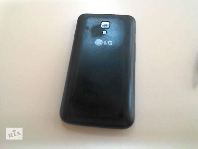 купить бу Продам мобильный телефон LG P715 в Киеве
