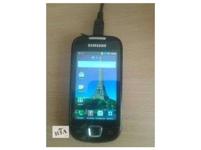 бу Продам мобильный телефон Samsung Galaxy 580 I5800.  в Киеве