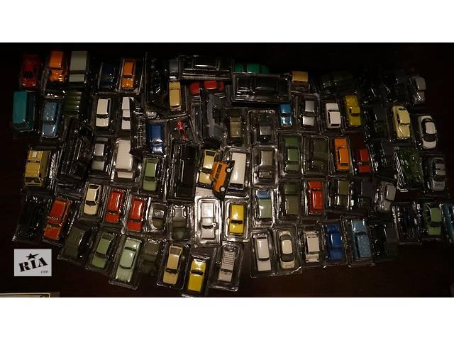 продам Масштабные модели копии автомобилей коллекционные авто бу в Львове