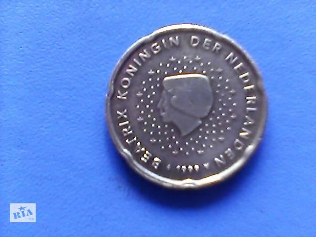 бу Продам монету 20 euro cent 1999г в Харькове