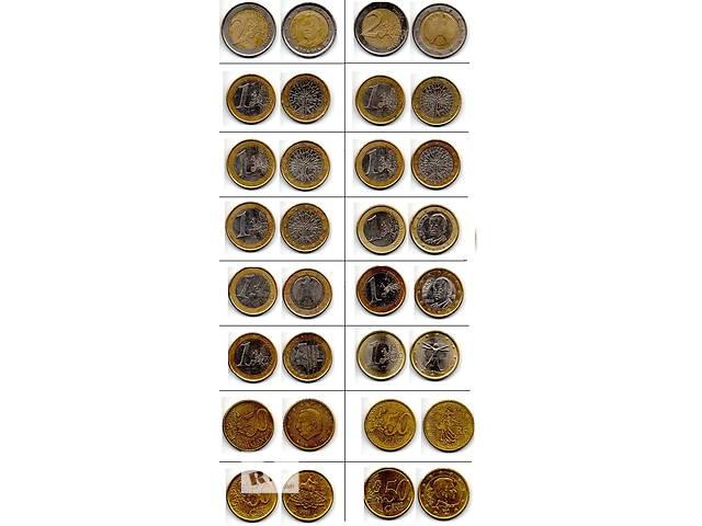 купить бу Продам монеты Евро в Киеве