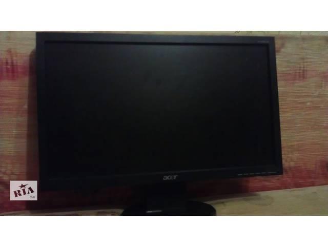 Продам монитор acer- объявление о продаже  в Харькове