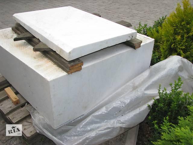 Продам мрамор Bianco Carrara C (Бьянко Караре Чи), Италия- объявление о продаже  в Киеве