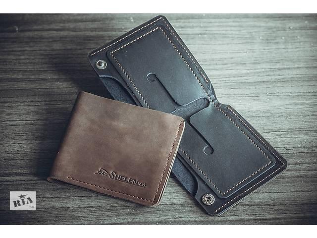 продам Продам мужской кожаный кошелек mod.Legion бу в Харькове
