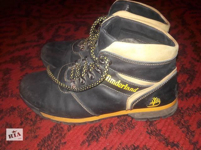 продам продам мужские ботинки бу в Запорожье