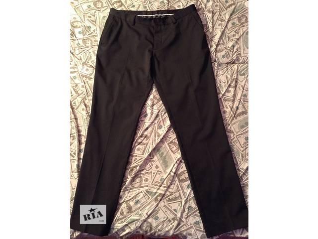 продам Продам мужские брюки фирмы Zara оригинал бу в Киеве