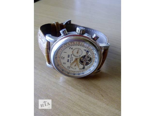 продам Продам мужские часы Patek Philippe (реплика), б/у бу в Донецке