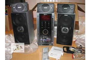 б/у Музыкальный центр Sony