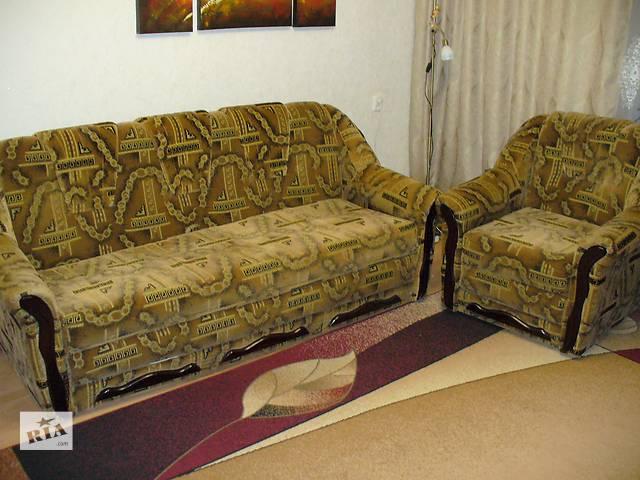 купить бу Продам мягкую мебель/диван и кресло/ в Виннице