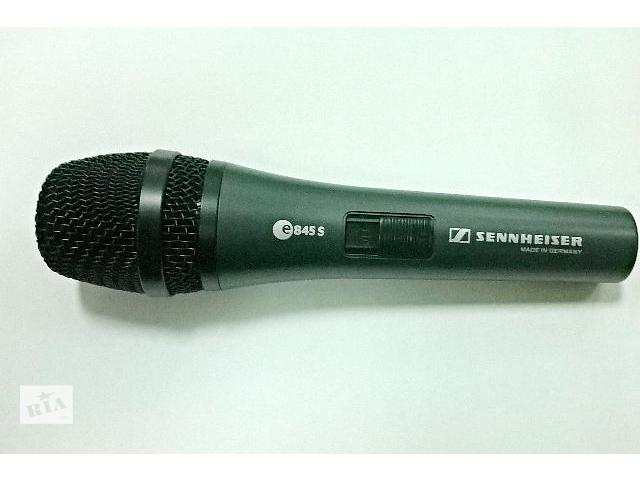 продам Продам микрофон Sennheiser e845 S бу в Одессе