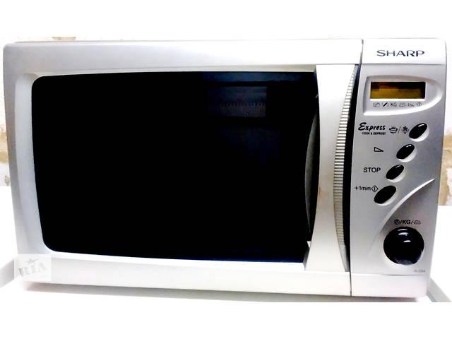 купить бу Продам микроволновую печь Sharp в Киеве