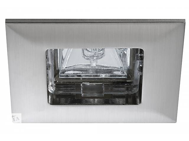 бу Продам набор встроенных светильников, Quadro, сатин, Paulmann,   Германия. в Коростене (Житомирской обл.)