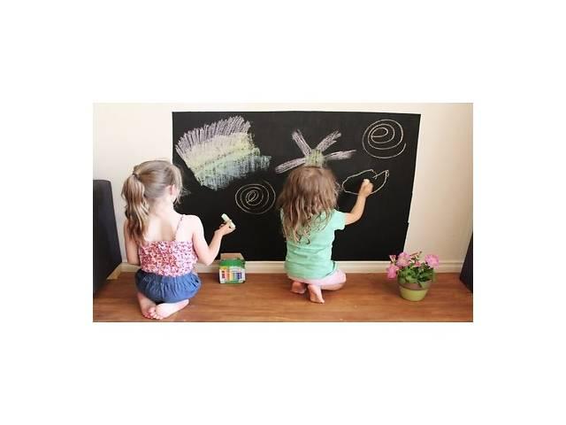 купить бу продам наклейку на стену для рисования мелом 45х200см в Киеве