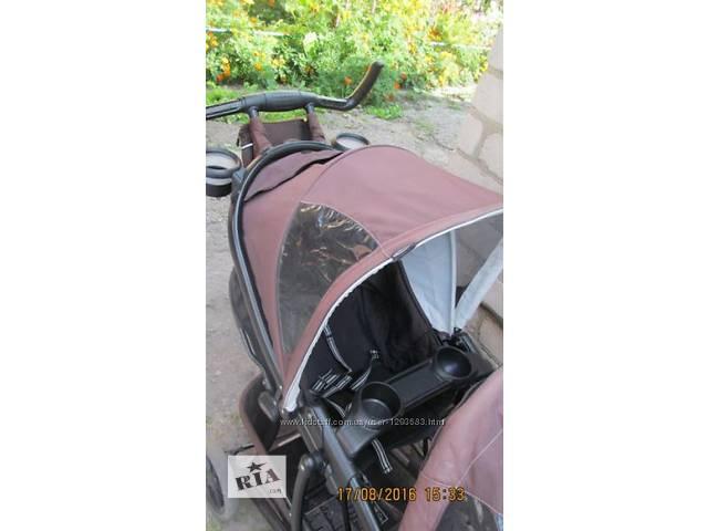 Продам нашу любимую коляску для двойни или погодок- объявление о продаже  в Казатине (Винницкой обл.)