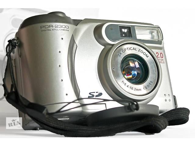 купить бу Детский цифровой фотоаппарат Toshiba PDR-2300 по детской цене! в Одессе