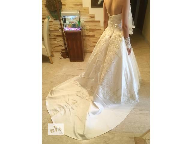 продам Продам нежное свадебное платье ! бу в Полтаве