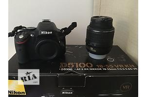 Продам Nikon D5100 18-55VR (вся комплектация) + сумка