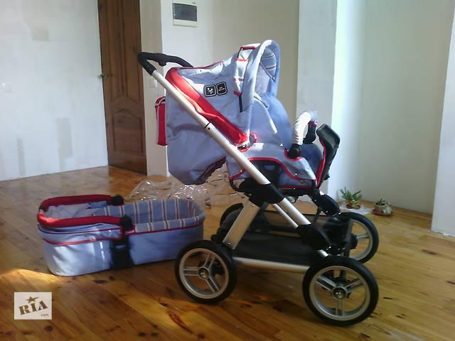 бу Продам німецьку дитячу коляску ABC DESIGN TURBO 4 в Киеве